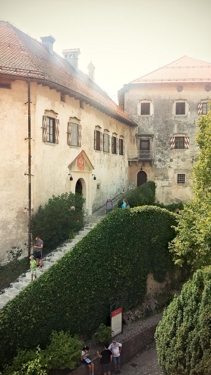 atrakcja turystyczna w Bledzie w Słowenii